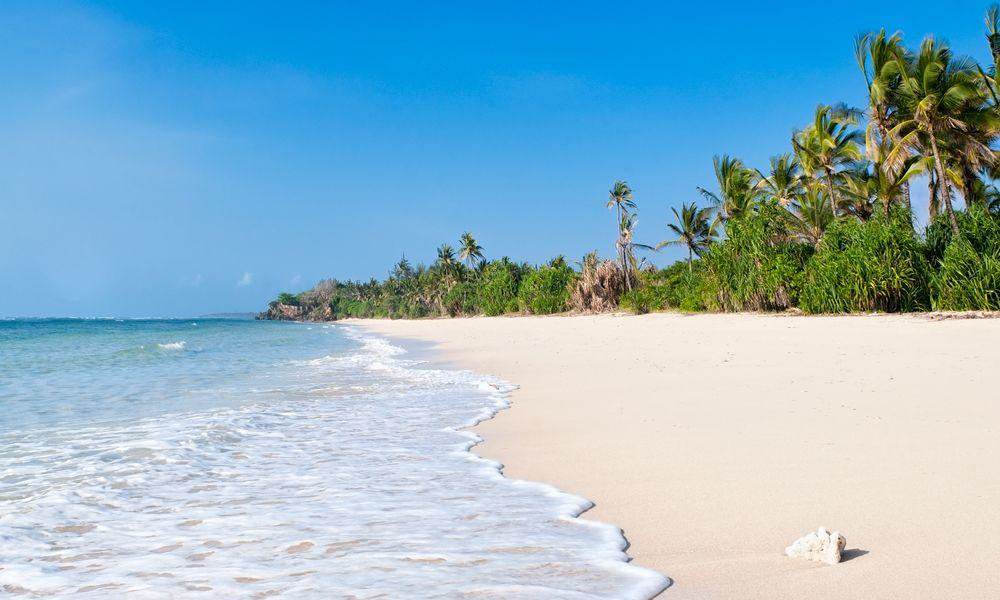 Diani Beach near Mombasa