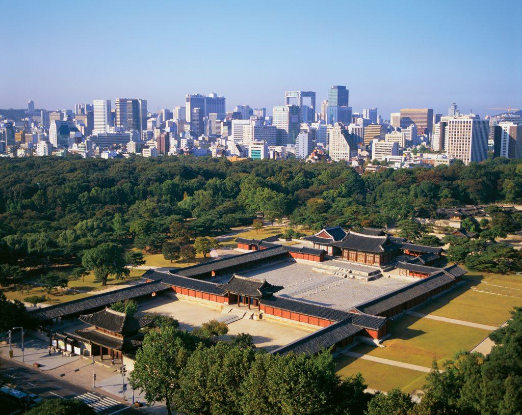 Changgyeong Palace, Seoul
