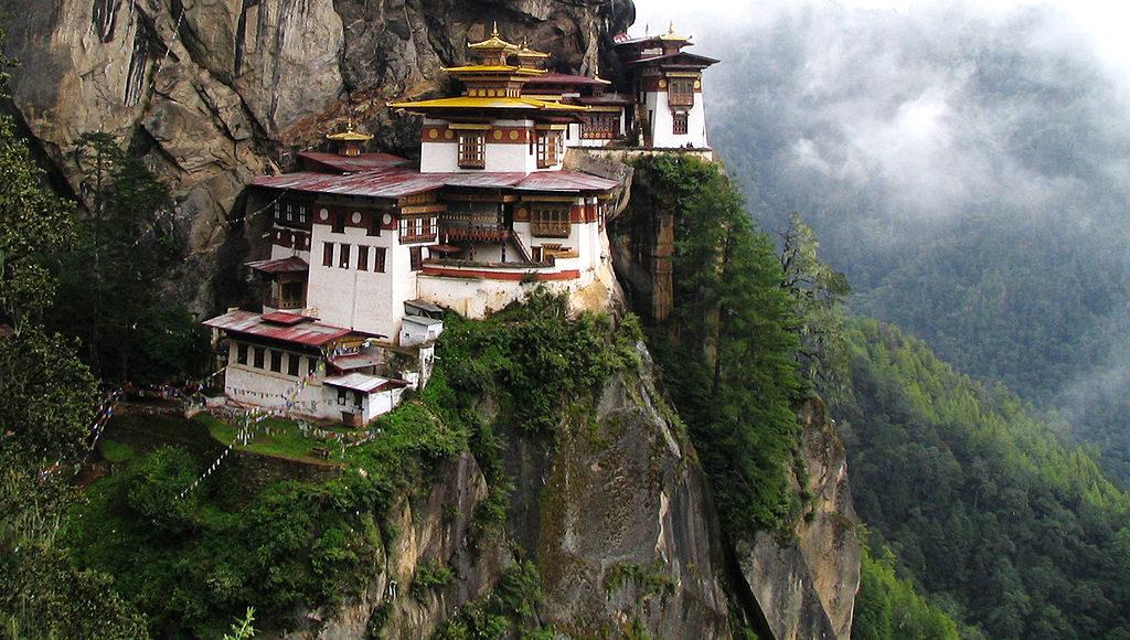 Taktshang Monastery, Paro