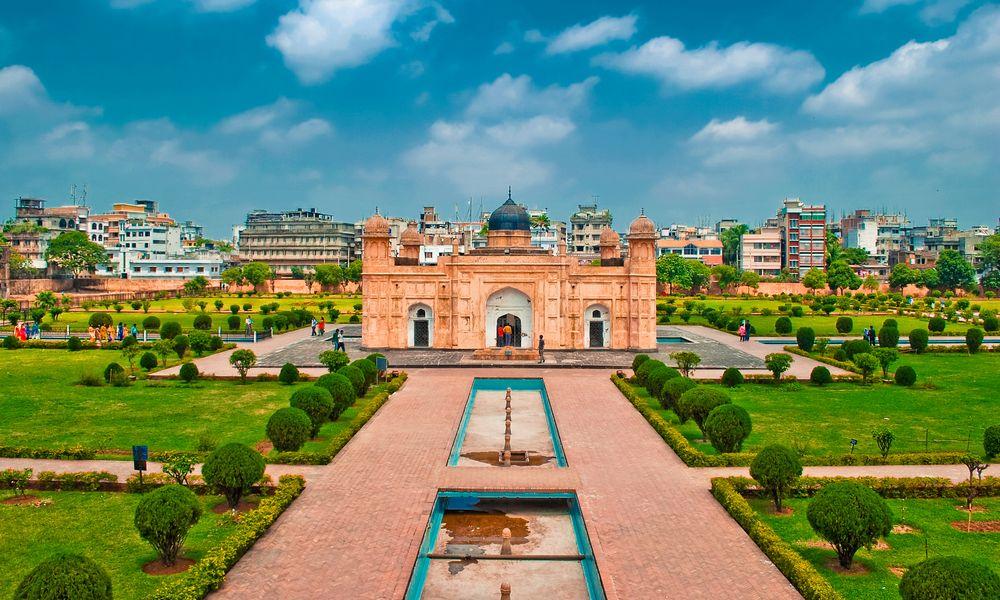 Lalbagh Fort Dhaka